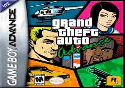 GRAND THEFT AUTO ADVANCE (GTA GBA)