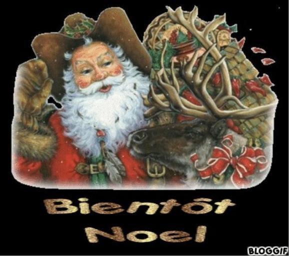 Père Noel Western