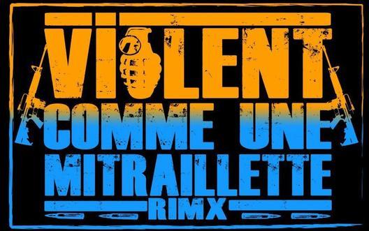 "EXETERMINATION / EXCLU !!! _RIM.X -  ""Mitraillette"". (2011)"