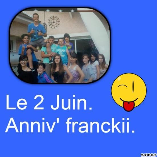 Franck... ♥ =(