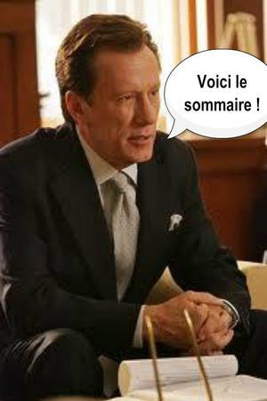 """""""Shark"""" - Sommaire"""