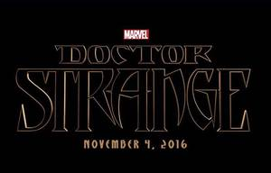 Film à venir : Doctor Strange [1/2]