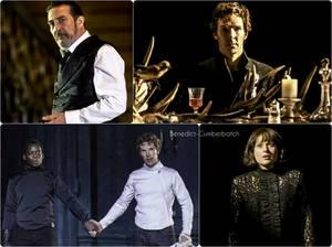 Premières photos officielles d'Hamlet