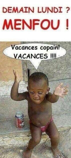 Vacances :P