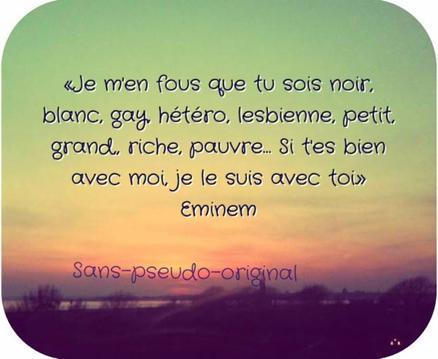 Citation de Eminem : - Blog 2.0™