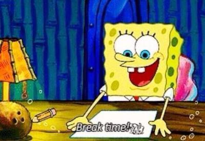 Moi après avoir travaillé pendant 5 minutes