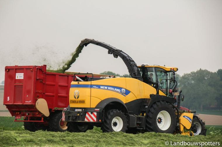New Holland FR 850 DEMO TIER 4B 2016 - Vandebulcke uit Bellegem