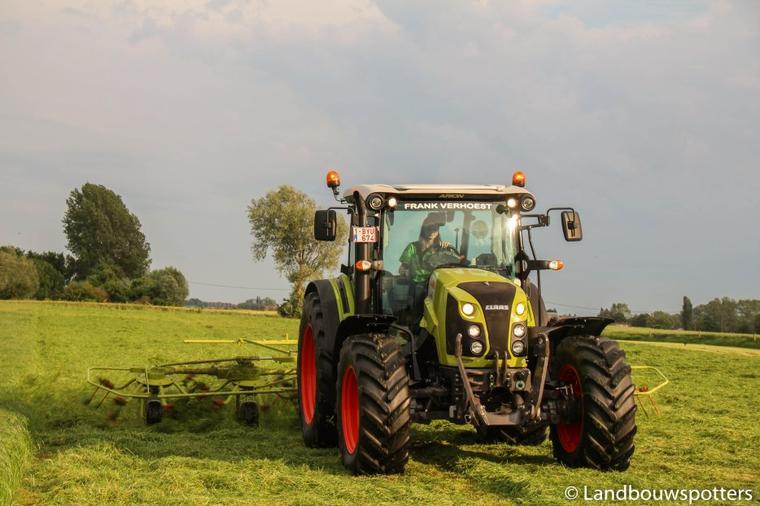 Graslanddemo Beauvoorde - Verhoest Frank