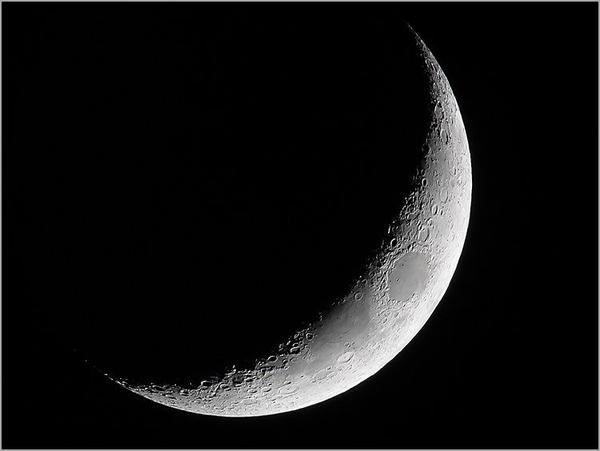 Ode à la lune N°1 belle nacre