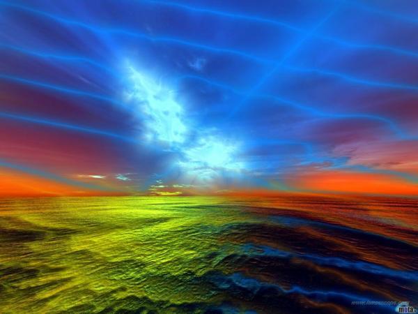 Le ciel et ses changements