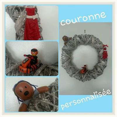 couronne personnalise