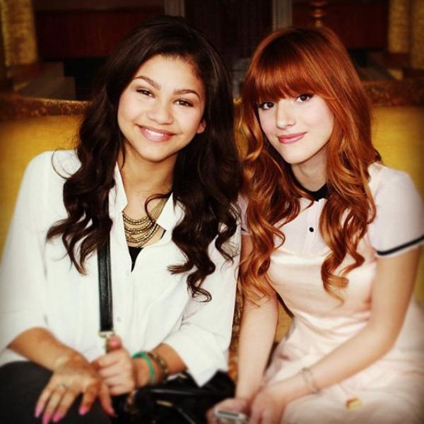 Bella et Zendaya <3