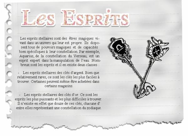 Les esprits • Fairy Tail