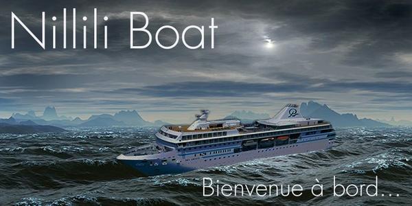 Bienvenue sur NilliliBoat...
