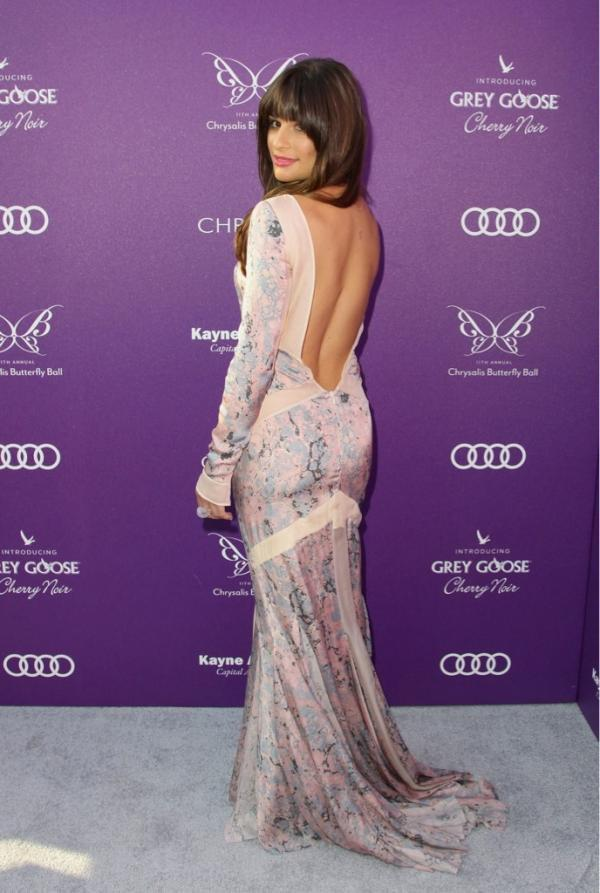 "Lea Michele et Ashley Tisdale au ""11th Annual Chrysalis Butterfly Ball"""