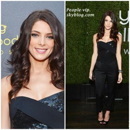 Alex Pettyfer, Ashley Greene, Hailee Steinfeld et Sophia Bush sur le tapis rouge des Young Hollywood Awards 2012 organisé à Hollywood Athletic Club à Hollywood, en Californie.  Jeudi, 14 juin