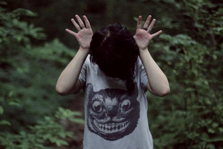 Me faire dévorer vivante, tel est ma pire angoisse.