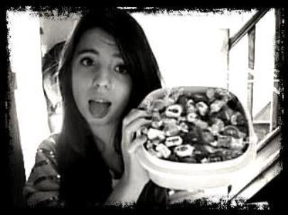 ~♥Le nutella feat les bonbons♥~