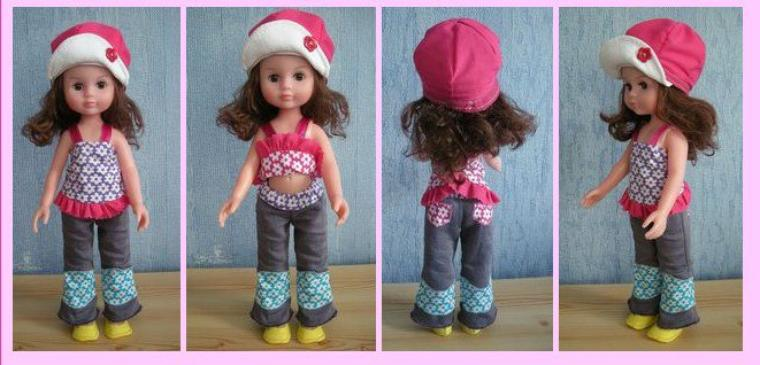tuto couture pour poupées.
