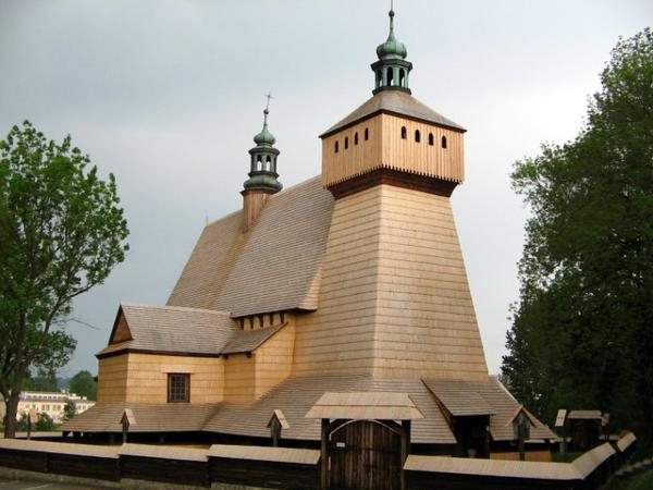 Églises en bois du sud de la Petite Pologne