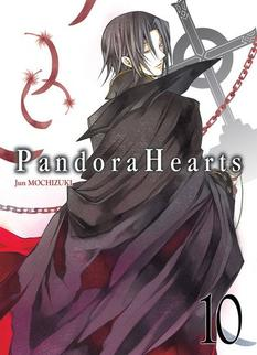 Pandora Hearts tomes 9 & 10