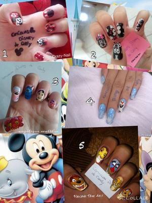 Résultats du concours Disney