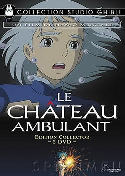 LE CHÂTEAU AMBULANT [Howl's Moving Castle]