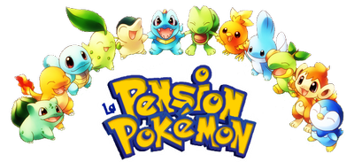 LA PENSION POKEMON