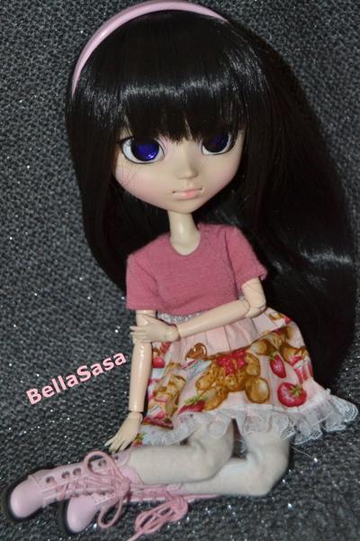 Petite séance photo de Mizuki qui est trop belle *o*