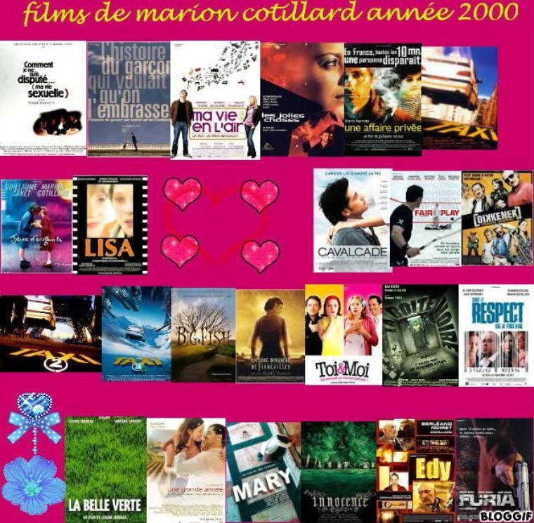 film de marion année 2000