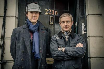 Tous les liens mènent à Sherlock ! --Spécial saison 3