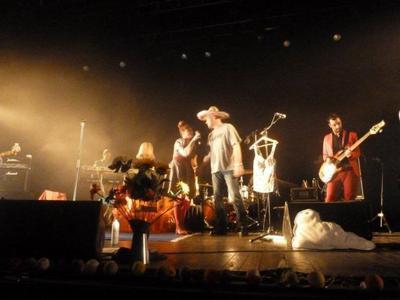 Novembre 2011 Part 3 : Photos du Concert au Trianon (Le 25)
