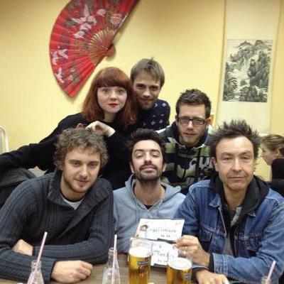 Novembre 2012 : Photo de Luce en Russie (Du 15 au 20) + Concert de Luce en Russie (Le 19) + Luce & un Fan