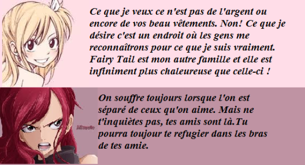 Citation Fairy Tail  ♥