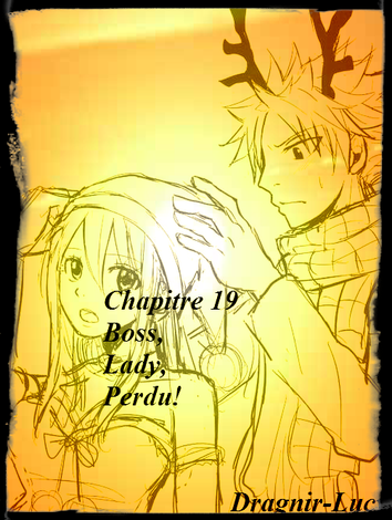 Chapitre 19 : Boss, Lady, Perdu!