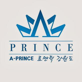 A-Prince (에이프린스) : Groupe Masculin