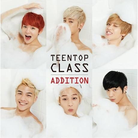 Teen Top (틴탑) : Groupe Masculin