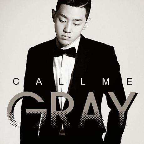GRAY (그레이) : Artiste Masculin