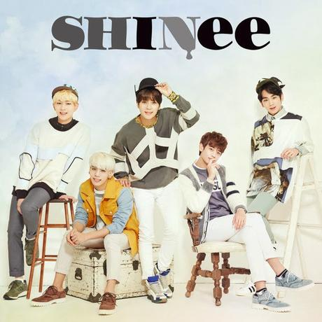 SHINee (シャイニー)  : Groupe Masculin