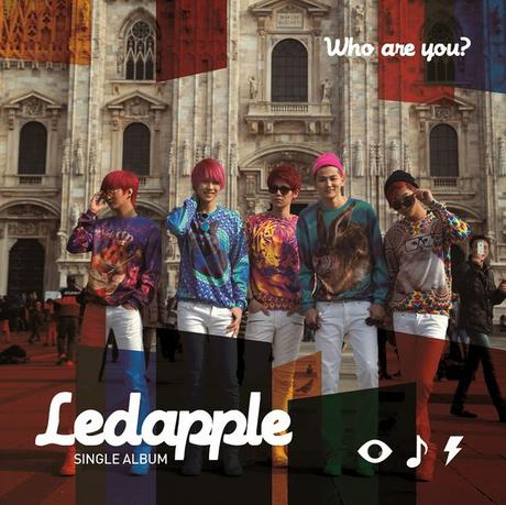 LEDApple (레드애플) : Groupe Masculin
