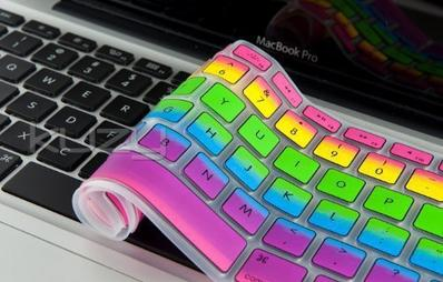 De la couleurs!