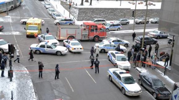 Fusillade dans le métro Bonaventure: L'homme abattu était un sans-abri
