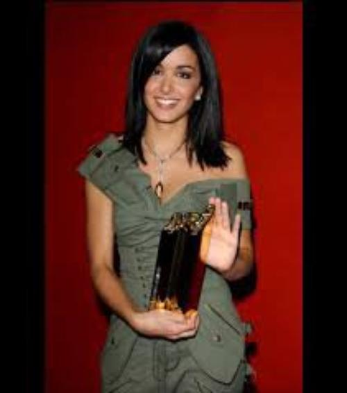 Jenifer au nrj music awards