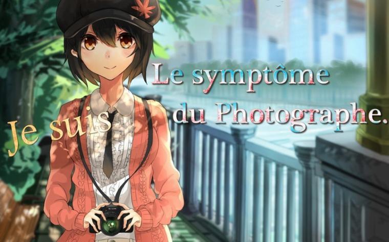 Je suis le symptôme du Photographe.