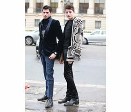 Fashion week-New York-2013