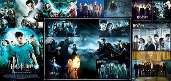 harry potter et l'ordre du phénix (2007)