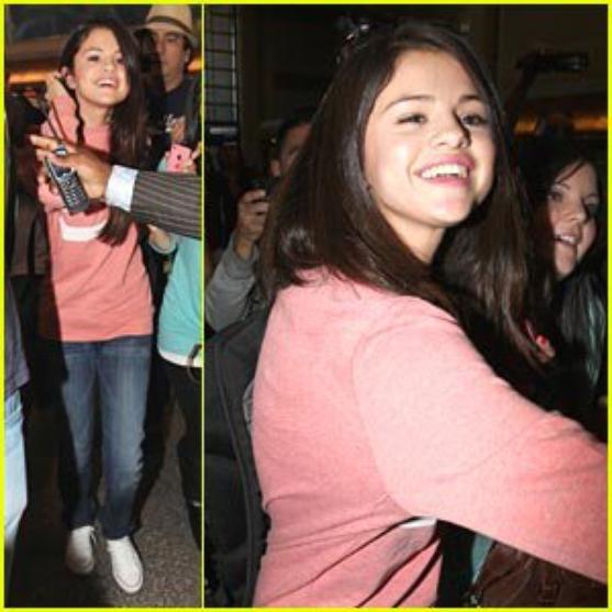 Selena Gomez : Un départ mouvementé pour l'Europe ! (Vidéo)