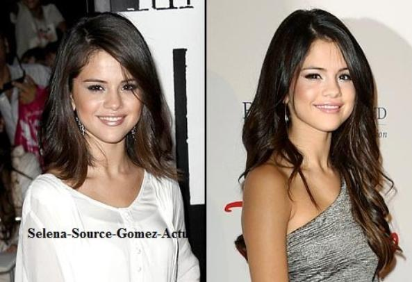 Selena Gomez : cheveux long ou court