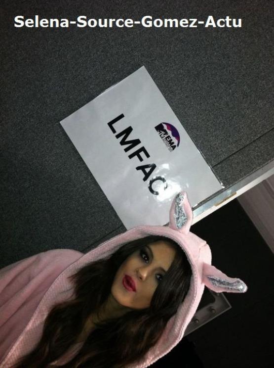 Selena Gomez nouvelle photo personnel sur Twitter
