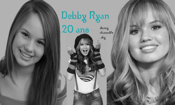Bon anniversaire Debby Ryan!!!!!